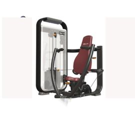 健身房器材 坐式推胸训练器室内健身器材健身房商用力量器械