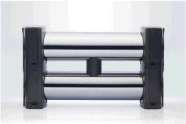 卧式不锈钢净水器OEM双子星500L净水器批发加工家用超滤净水器