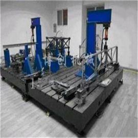 |铸铁电机试验平台 风电测试台 攻丝机工作台|-河北博创机械设备制造有限公司