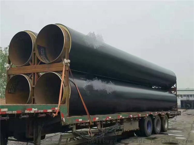 聚氨酯保温钢管 聚氨酯预制保温刚管 聚氨酯预制直埋保温钢管