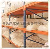 家纺横梁式仓储货架工厂,牧隆根据卡板尺寸设计