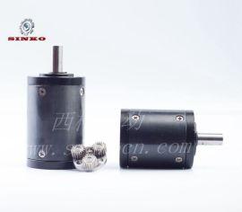 sinko/西格传动 供应42mm行星齿轮箱 微型行星减速电机