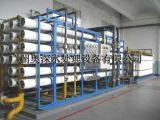 工業用純水設備及反滲透水與DI處理工藝