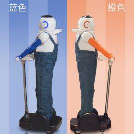 未来天使旺仔机器人R2商业版智能服务机器人迎宾接待说辞人脸识别 旺仔二代机器人