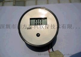 低成本高精度数字电子气压表数显压力表