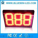 蓝应翔10英寸单色8.888油价格显示屏 LED防水显示屏 LED油价显示屏