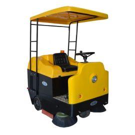 大型活动广场用驾驶式扫地车|依晨电动扫地机