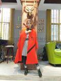 金兆城大衣女裝摺扣一線大牌剪標專櫃正品