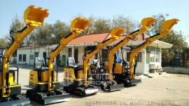 福州农用小型挖掘机中小型轮式挖掘机