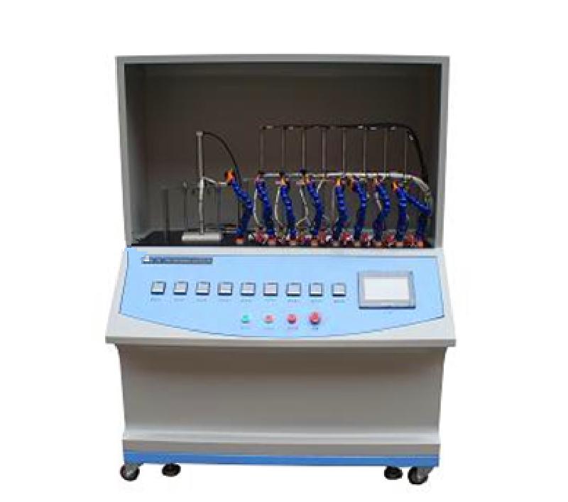 液漲式溫控器耐久性試驗裝置
