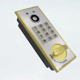 卡晟电子锁 **衣柜刷卡锁+密码锁 桑拿锁