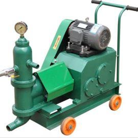 河南平顶山活塞式双液注浆泵单缸活塞注浆泵