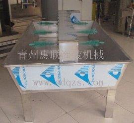 简易洗瓶机刷瓶机厂家