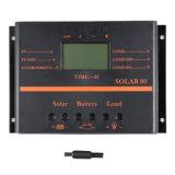 PWM12V24V80A太陽能控制器