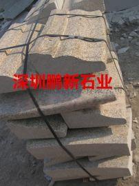 深圳白麻石材g650外墙花岗岩幕墙石