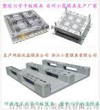 廠家定做新款塑料川字倉板模具公司
