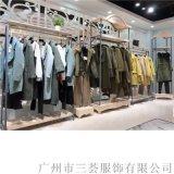 广州流行什么女装尾货,奥蔻品牌折扣货源在三荟
