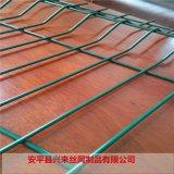 斜坡护栏网 铁丝网厚度 养狗护栏网
