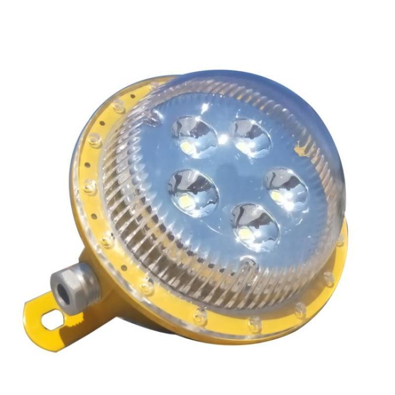 免维护固态LED防爆灯节能照明灯5W1平台泛光灯