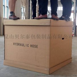 優質七層重型瓦楞紙箱制作廠