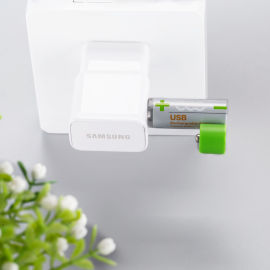 AA/14500/USB充电电池5号1.5V恒压