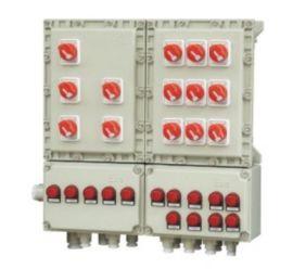 隆业供应-防爆照明控制箱-防爆控制箱
