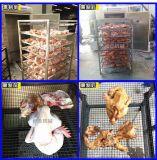 全自動肉類糖薰機 商用里昂火腿糖薰爐多少錢
