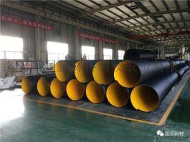 HDPE钢带管 排污钢带波纹管