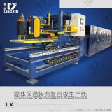 供应领新LXPU复合保温板生产线