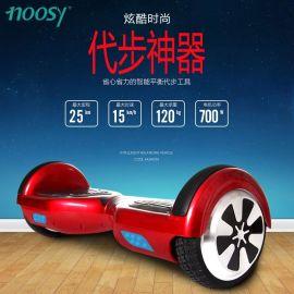 供应NOOSY/诺斯思维体感扭扭两轮电动智能6.5寸经典平衡车