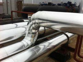 硅酸铝铁皮管道保温