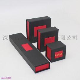 首饰盒纸盒 视频礼品盒 聚美包装设计定制