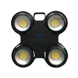 防水COB四眼观众灯大功率频闪灯户外防水舞台灯