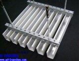 衢州铝方通吊顶 U型槽铝方通尺寸 U型铝方通厂家