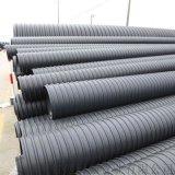 湖南PE鋼帶管HDPE用來排污的增強螺旋管道
