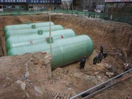 玻璃钢家用粪池 农村小型化粪池化粪池处理生活污水