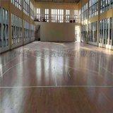 羽毛球運動木地板宇躍高端木地板定製廠家
