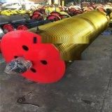 钢板卷制卷筒组 650*2000卷筒组铸造焊接卷筒加工流程