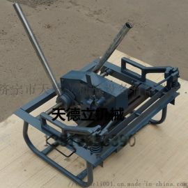 DK1手拉钉扣机 8-10mm输送带钉扣机1219