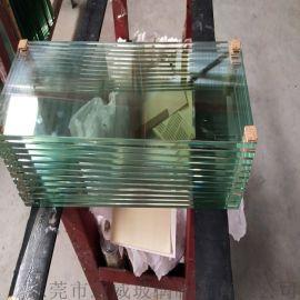 廠家直銷10MM鋼化白玻璃