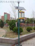 四川成都太陽能殺蟲燈滅蟲燈廠家