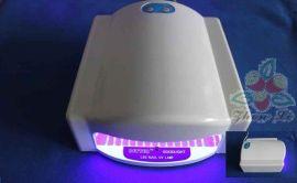 新款矩形LED美甲光疗灯