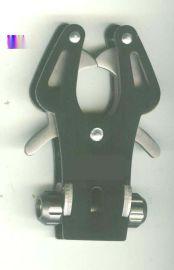 灰色顯氣老虎扣(AB29)