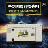 大泽动力TO14000ETX 柴油10kw车载静音发电机 10kw柴油发电机