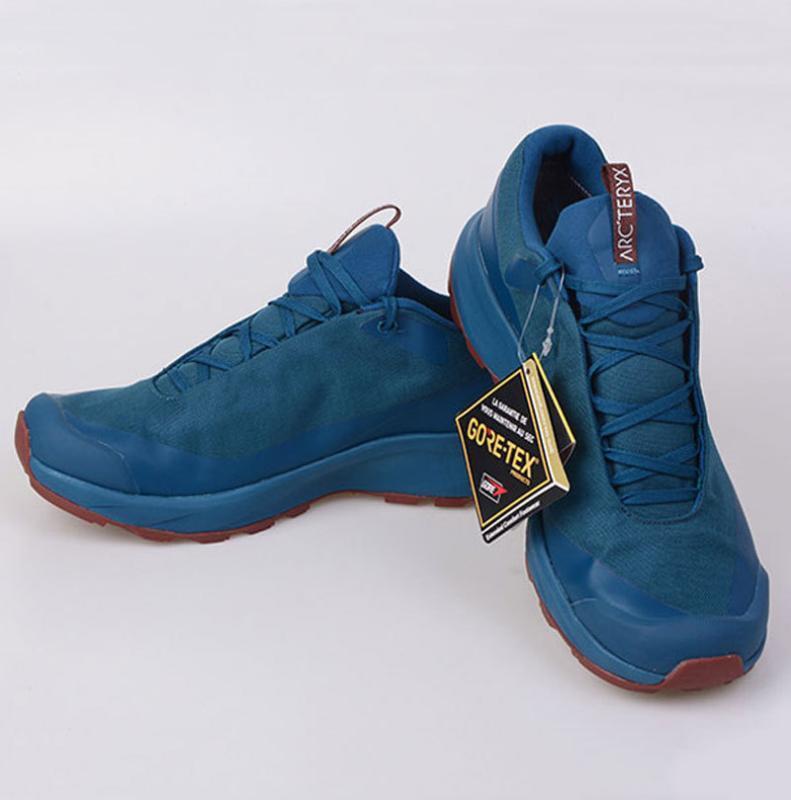防水透氣登山鞋 輕便防滑跑鞋 低幫耐磨釣魚鞋
