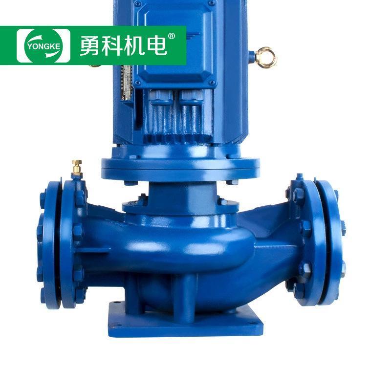 GD泵配件 水泵配件 管道泵配件 管道水泵泵殼