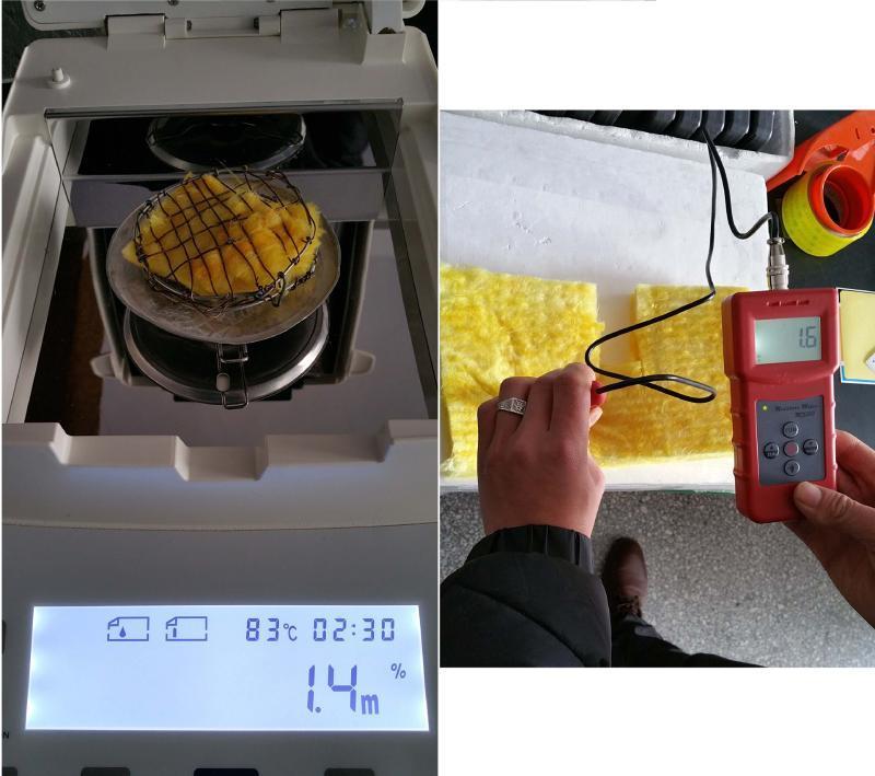 MS310-S化玻棉水分测定仪,玻纤棉水分测定仪