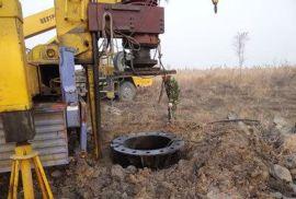 回龙观35KV电力钢杆、钢桩基础及电力钢杆打桩车改造