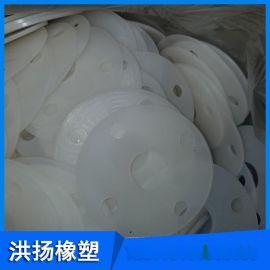 硅胶法兰垫片 硅胶减震垫 耐高温高弹硅胶缓冲垫