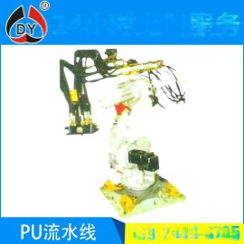 厂家生产 **工厂pu流水线  建材生产加工机械